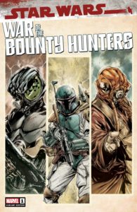 War of the Bounty Hunters #1 (Paolo Villanelli Variant Cover) (02.06.2021)