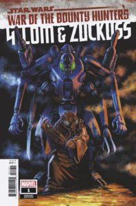 War of the Bounty Hunters: 4-LOM & Zuckuss #1 (Superlog Variant Cover) (04.08.2021)
