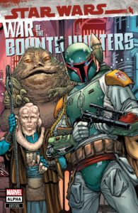 War of the Bounty Hunters Alpha #1 (Todd Nauck Variant Cover) (05.05.2021)