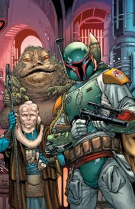 War of the Bounty Hunters Alpha #1 (Todd Nauck Virgin Variant Cover) (05.05.2021)