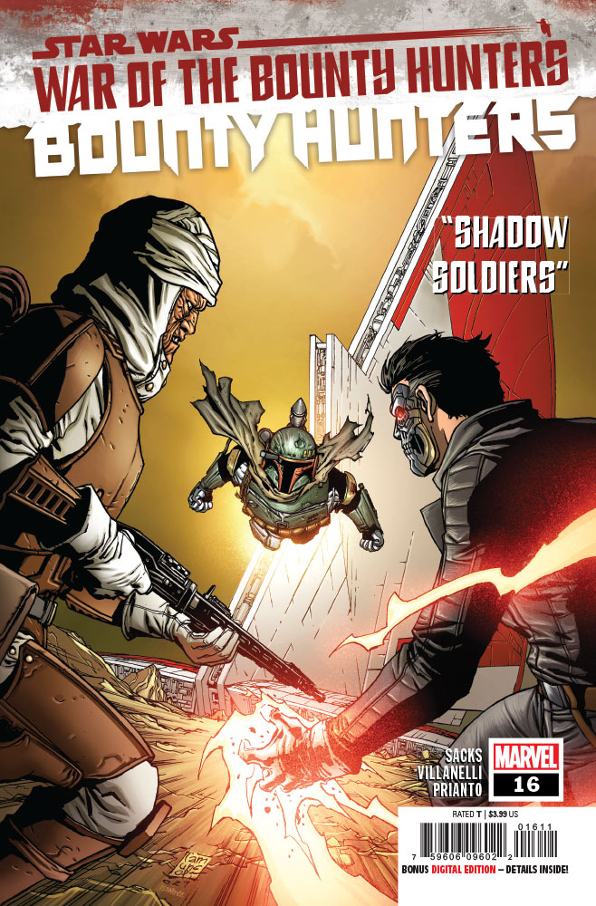 Bounty Hunters #16 (22.09.2021)