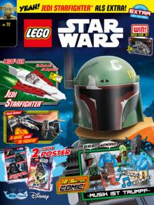 LEGO Star Wars Magazin #72 (22.05.2021)