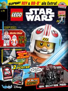 LEGO Star Wars Magazin #73 (26.06.2021)