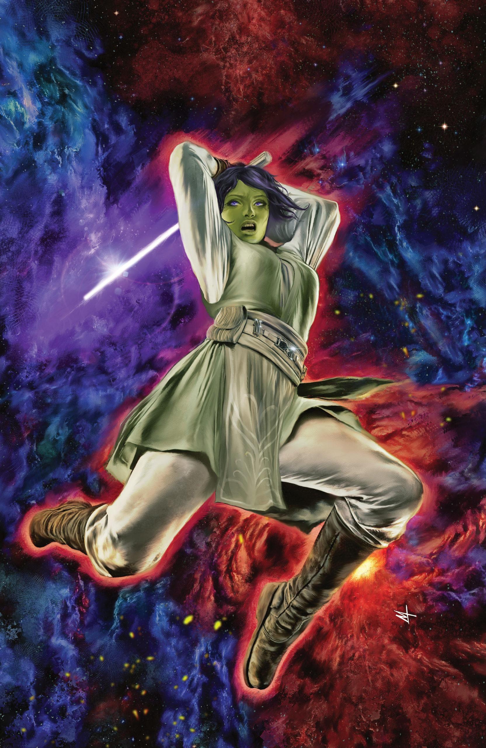 The High Republic #6 (Marco Turini Unknown Comics Virgin Variant Cover) (30.06.2021)