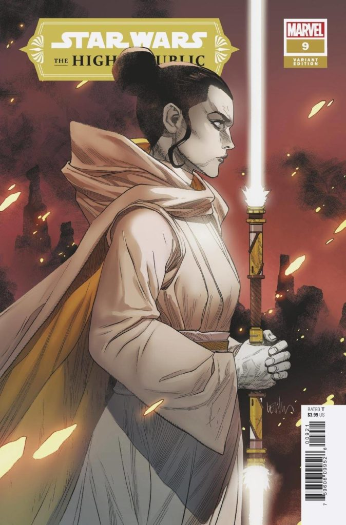 The High Republic #9 (Leinil Francis Yu Variant Cover) (01.09.2021)