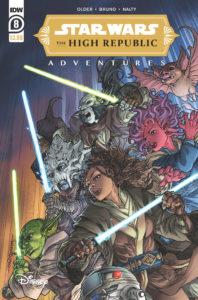 The High Republic Adventures #8 (01.09.2021)