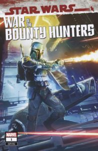 War of the Bounty Hunters #1 (Brian Rood Rupp Comics Variant Cover) (02.06.2021)