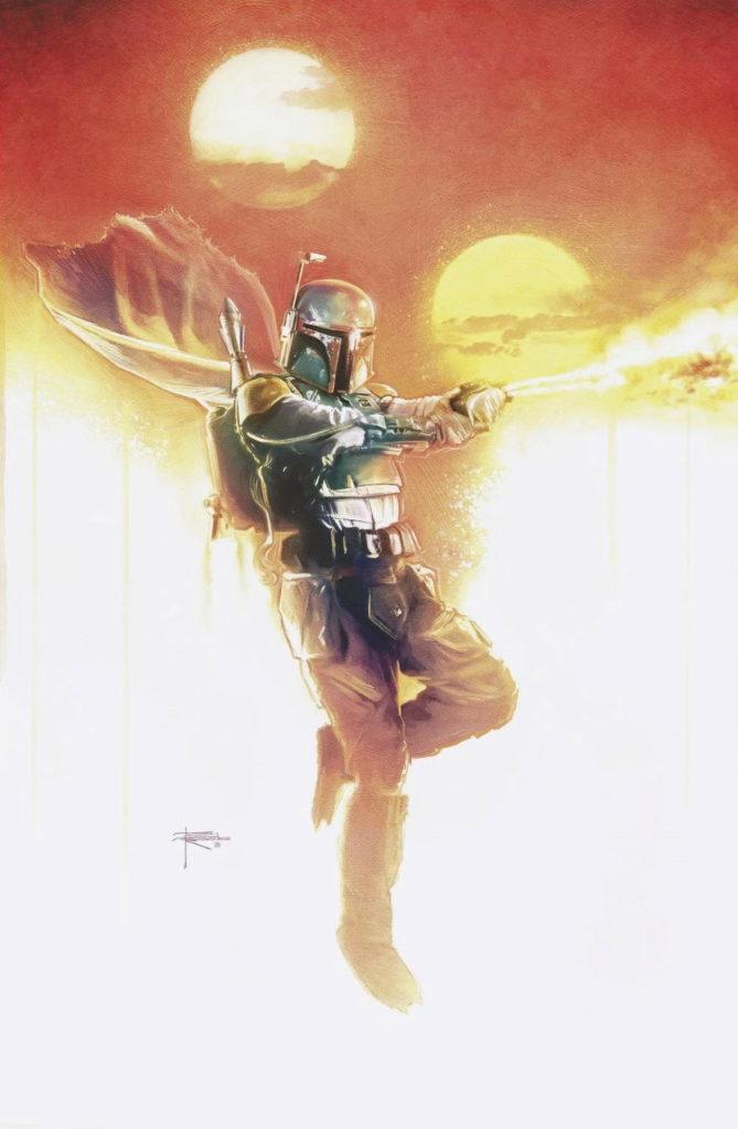War of the Bounty Hunters #1 (Brian Rood Rupp Comics Virgin Variant Cover) (02.06.2021)