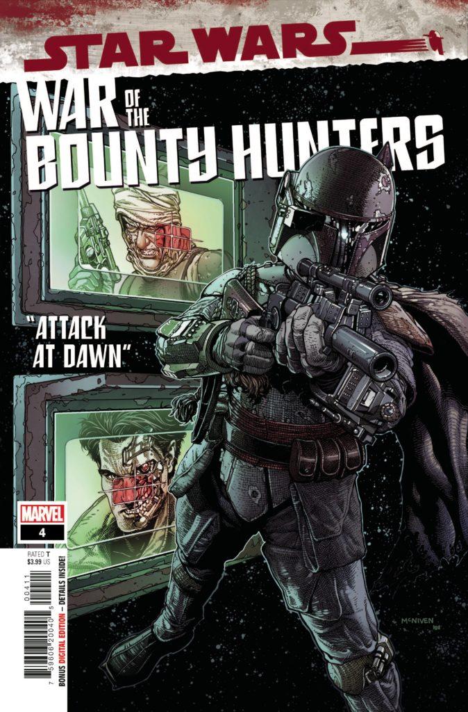 War of the Bounty Hunters #4 (08.09.2021)