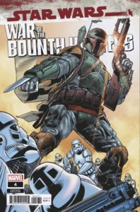War of the Bounty Hunters #4 (Bryan Hitch Variant Cover) (08.09.2021)