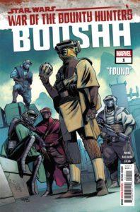 War of the Bounty Hunters: Boushh #1 (15.09.2021)