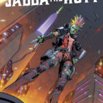 War of the Bounty Hunters: Jabba the Hutt #1 (Iban Coello Variant Cover) (21.07.2021)