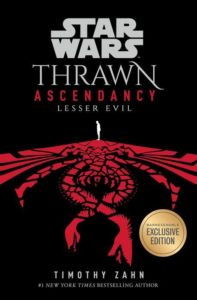 Thrawn Ascendancy: Lesser Evil (Barnes & Noble Exclusive Edition) (16.11.2021)
