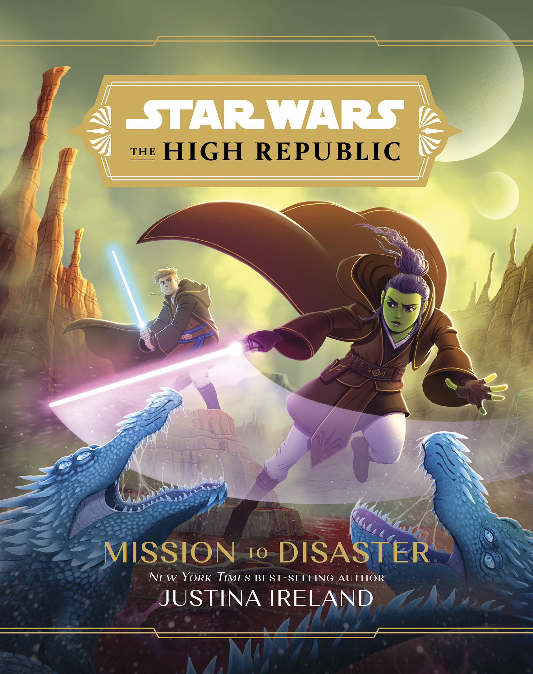 The High Republic: Mission to Disaster (04.01.2022)