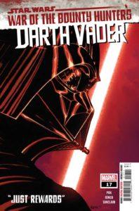 Darth Vader #17 (20.10.2021)