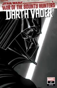 Darth Vader #17 (Aaron Kuder Carbonite Variant Cover) (27.10.2021)