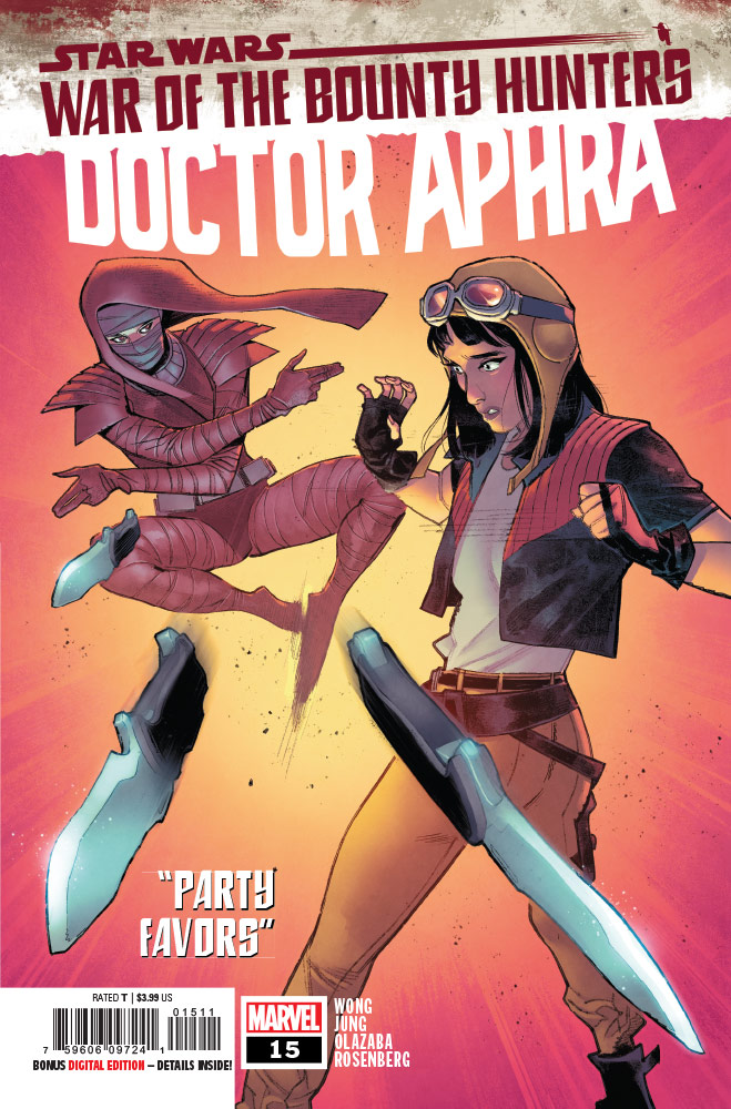 Doctor Aphra #15 (13.10.2021)
