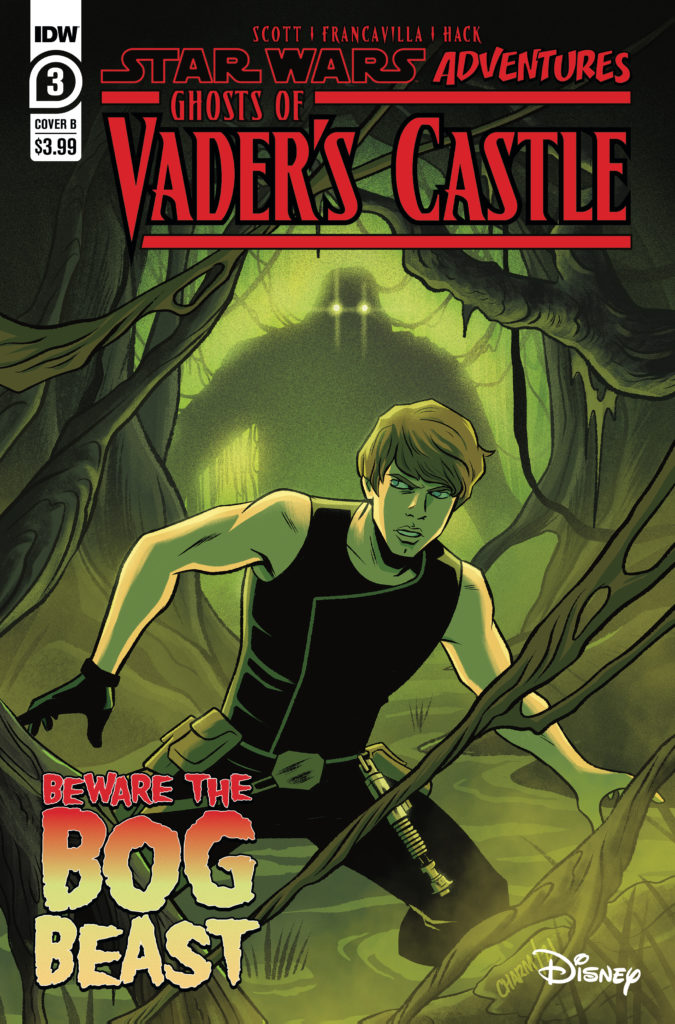 Ghosts of Vader's Castle #3 (Cover B by Derek Charm) (06.10.2021)