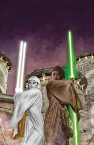 The High Republic #7 (Marco Turini Unknown Comics Virgin Variant Cover) (28.07.2021)