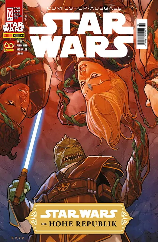 Star Wars #72 (Comicshop-Ausgabe) (21.07.2021)