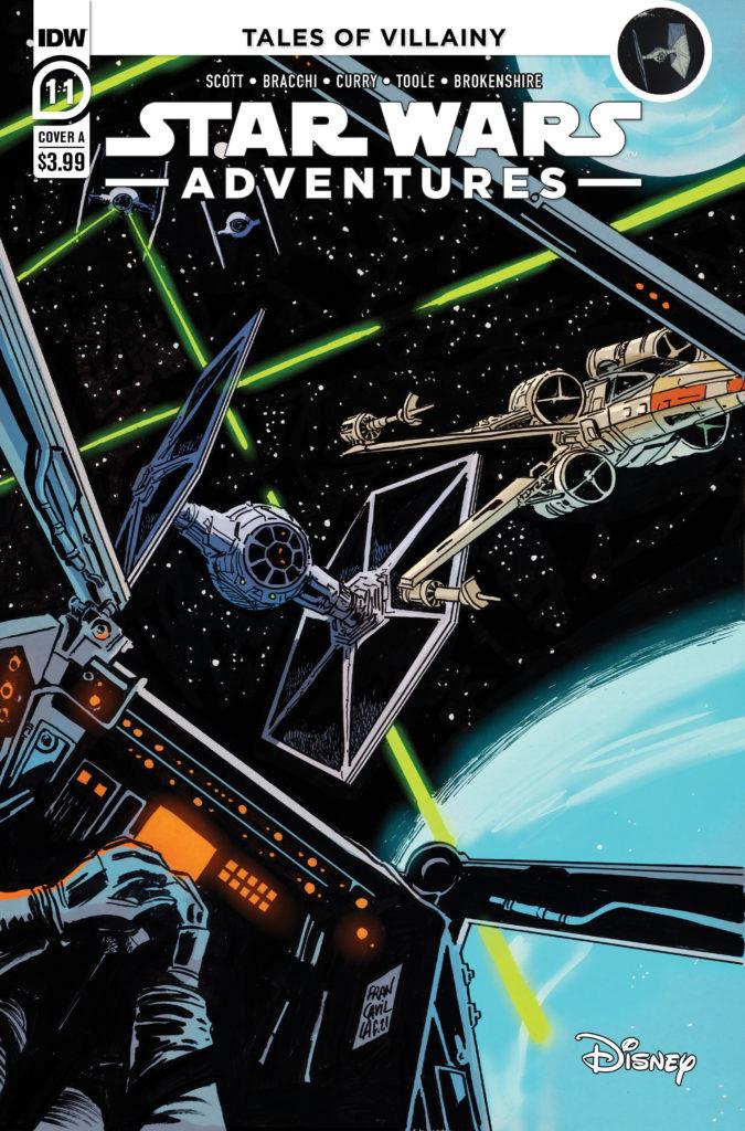 Star Wars Adventures #11 (Cover A by Francesco Francavilla) (20.10.2021)