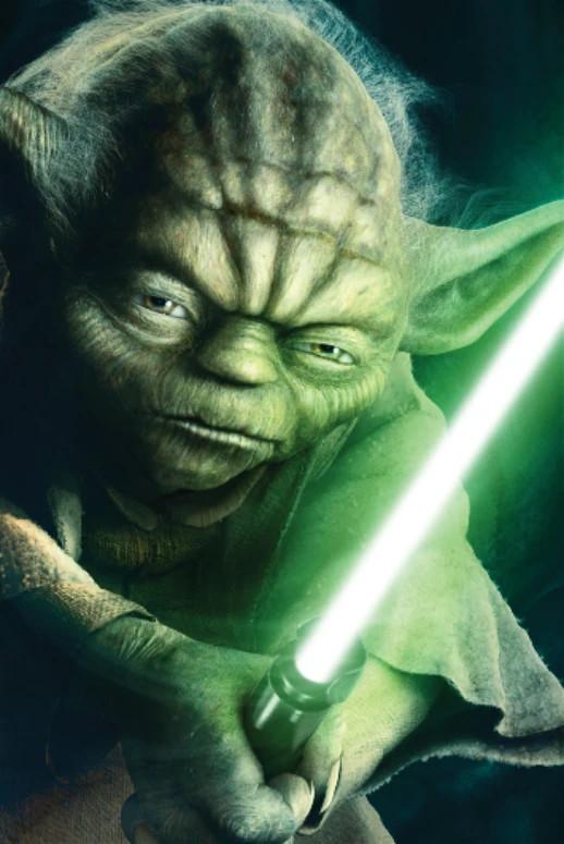 Star Wars Insider #204 (Glow In The Dark Yoda Cover) (10.08.2021)