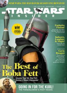Star Wars Insider #206 (02.11.2021)