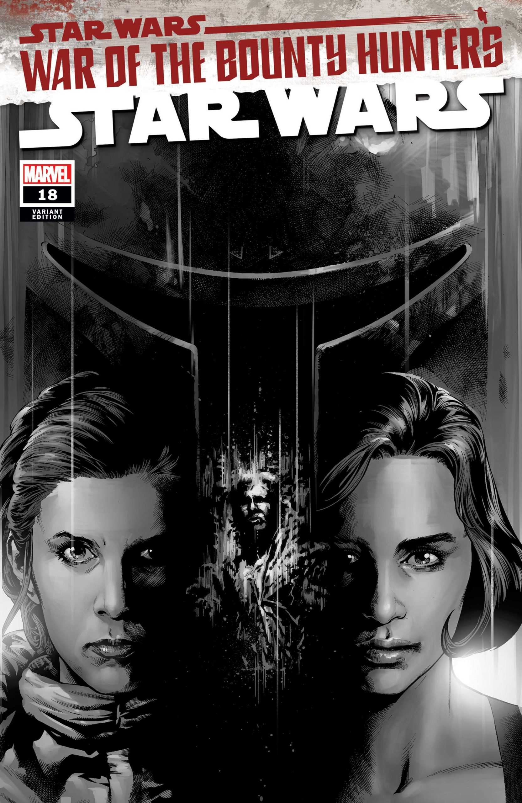 Star Wars #18 (Carlo Pagulayan Carbonite Variant Cover) (27.10.2021)