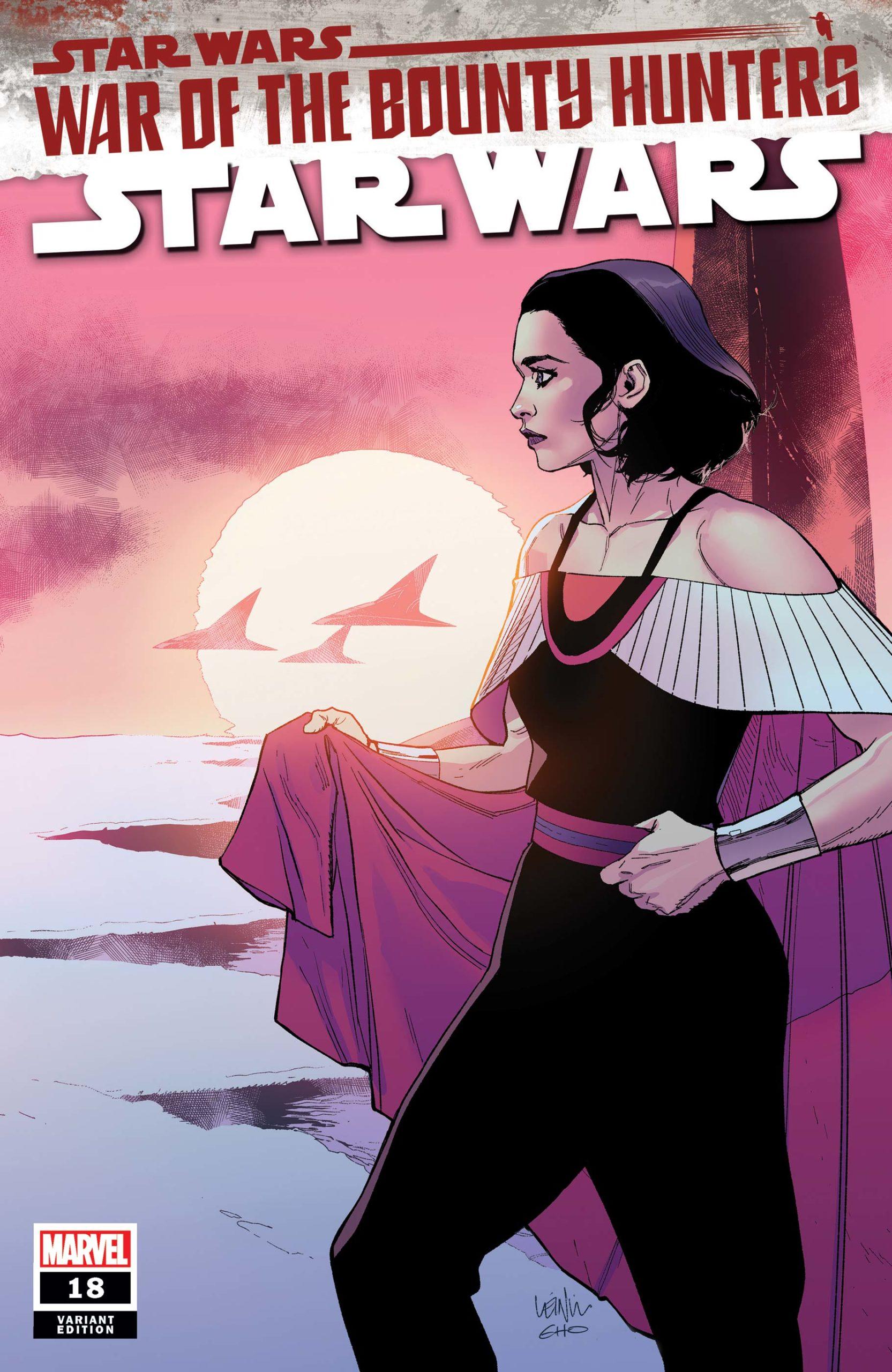 Star Wars #18 (Leinil Francis Yu Variant Cover) (27.10.2021)