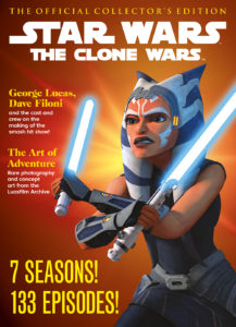 The Clone Wars: The Official Collector's Edition (10.11.2021)