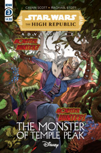 The High Republic Adventures: The Monster of Temple Peak #3 (27.10.2021)