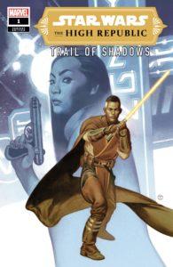 The High Republic: Trail of Shadows #1 (Julian Tedesco Variant Cover) (06.10.2021)