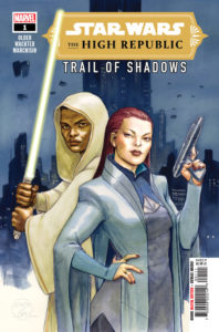 The High Republic: Trail of Shadows #1