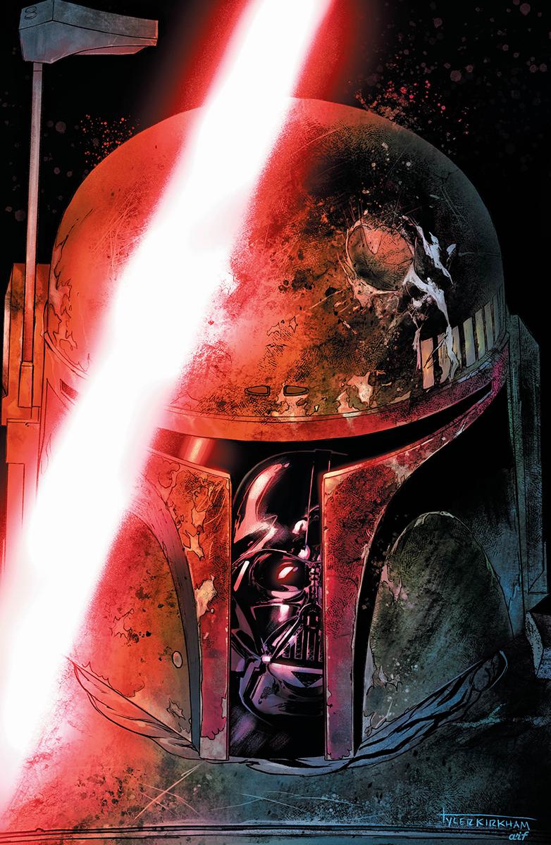 War of the Bounty Hunters #3 (Tyler Kirkham Unknown Comics Virgin Variant Cover) (18.08.2021)