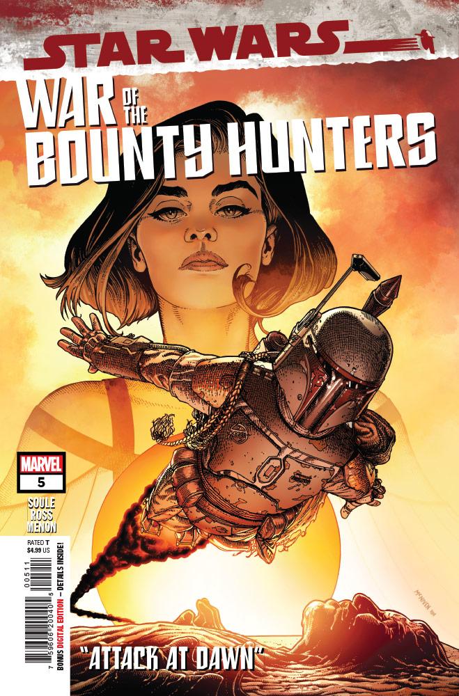 War of the Bounty Hunters #5 (13.10.2021)