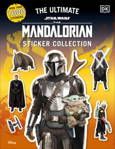 The Mandalorian Ultimate Sticker Collection (01.02.2022)