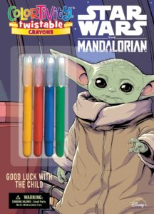 The Mandalorian Colortivity: Good Luck with the Child (18.01.2022)