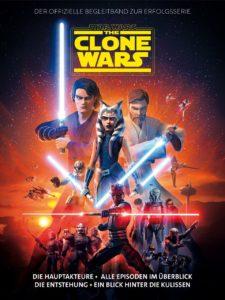 The Clone Wars: Der offizielle Begleitband zur Erfolgsserie (28.09.2021)