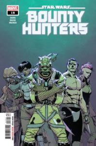 Bounty Hunters #18 (November 2021)