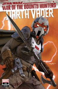 Darth Vader #15 (Mike Mayhew Studio Variant Cover) (25.08.2021)