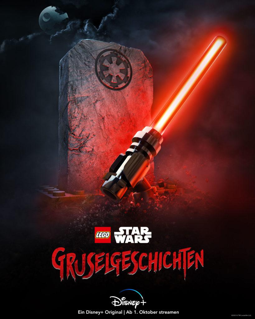 LEGO Star Wars Gruselgeschichten Teaser-Poster