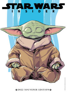 Star Wars Insider 2022 Souvenir Edition (Comic Store Cover) (24.11.2021)