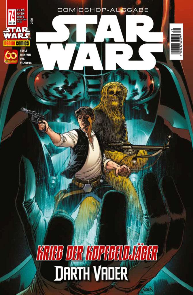 Star Wars #74 (Comicshop-Ausgabe) (22.09.2021)