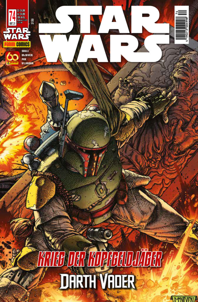 Star Wars #74 (22.09.2021)