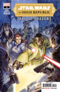 The High Republic: Trail of Shadows #2 (November 2021)