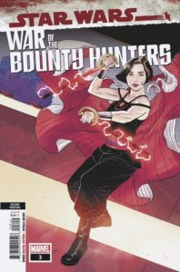 War of the Bounty Hunters #3 (2nd Printing) (29.09.2021)