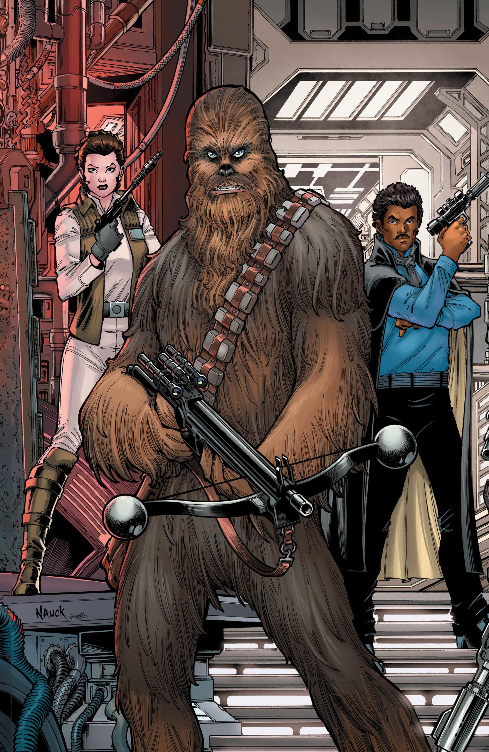 War of the Bounty Hunters #3 (Todd Nauck Virgin Variant Cover) (18.08.2021)