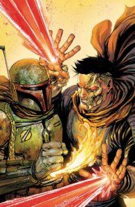War of the Bounty Hunters #4 (Tyler Kirkham Unknown Comics Virgin Variant Cover) (08.09.2021)