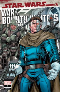 War of the Bounty Hunters #4 (Todd Nauck Variant Cover) (08.09.2021)