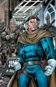 War of the Bounty Hunters #4 (Todd Nauck Virgin Variant Cover) (08.09.2021)